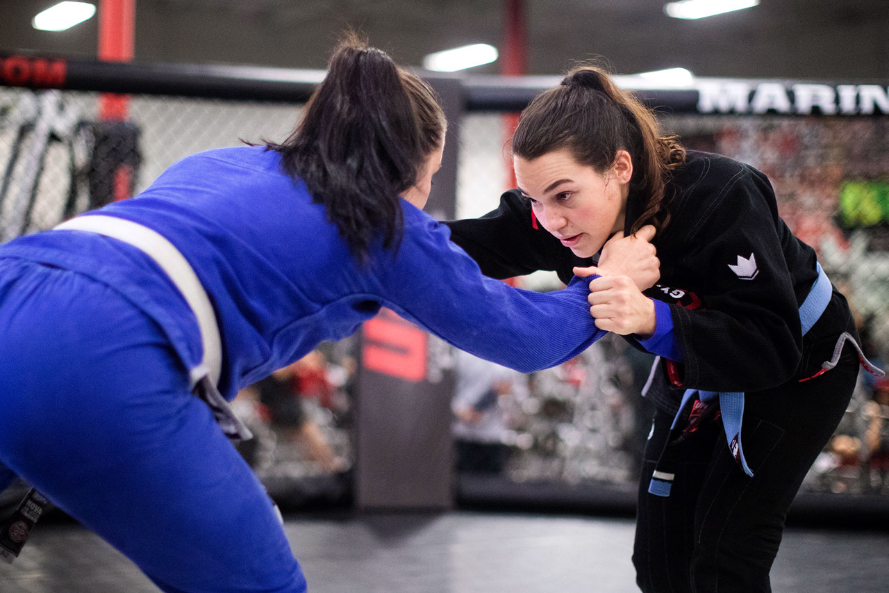 Women's Brazilian Jiu-Jitsu (Gi) Featured Image