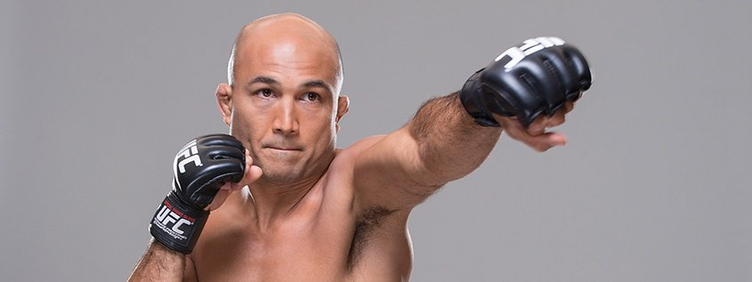 UFC GYM Podcast Episode 03- BJ Penn Featured Image