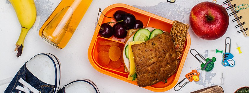 Healthy Packed Lunches for your Children Featured Image