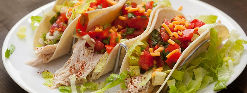 Healthy & Delicious Family Meal - Chicken Tacos Featured Image