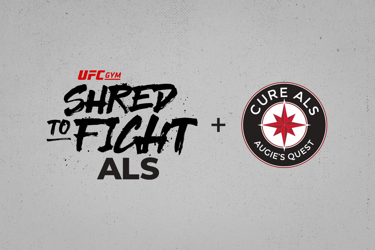 UFC GYM Partners with Augie's Quest to Cure ALS Featured Image