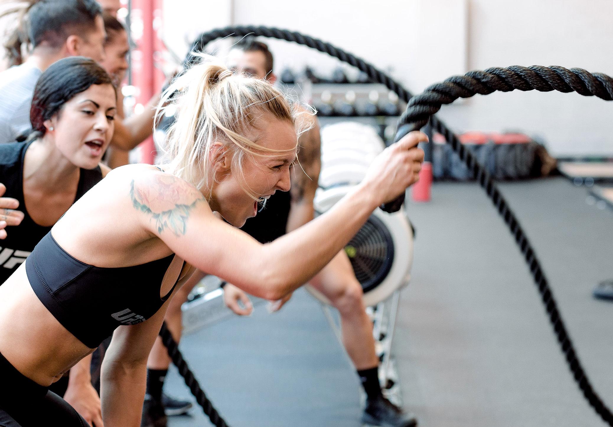 Gym Fitness Mma Training Ufc Gym Cast iron represents a strength that's eventually. www ufcgym com